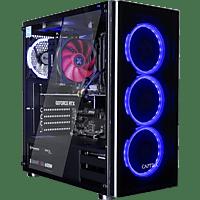 CAPTIVA I51-850, Gaming PC mit Core i7 Prozessor, 16 GB RAM, 1 TB SSD, GTX1660 6GB, 6 GB