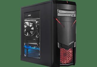 CAPTIVA G9AG 19V4  , Gaming PC mit Ryzen 7 Prozessor, 8 GB RAM, 240 GB SSD, 1 TB HDD, GTX1660 6GB, 6 GB