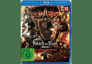 Attack on Titan - Teil 1: Feuerroter Pfeil und Bogen Blu-ray