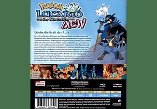 Pokémon - Der Film: Lucario und das Geheimnis von Mew Blu-ray
