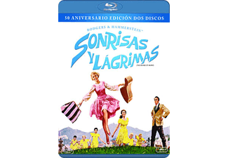 Sonrisas y Lágrimas - Edición 50 Aniversario - Bluray