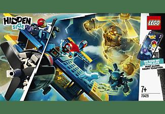 LEGO 70429 El Fuegos Stunt-Flugzeug Bausatz, Mehrfarbig