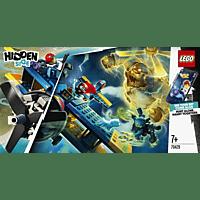 LEGO El Fuegos Stunt-Flugzeug Bausatz, Mehrfarbig