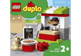 LEGO 10927 Pizza-Stand Bausteine, Mehrfarbig