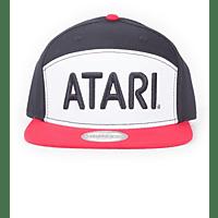 DIFUZED Atari Retro Colorblock Cap, Mehrfarbig