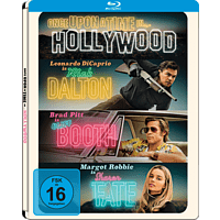 Once Upon A Time In… Hollywood (Limited Steelbook) [Blu-ray]