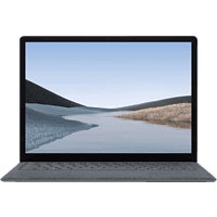 MICROSOFT - B2B Surface Laptop 3, Notebook mit 13.5 Zoll Display, Core™ i5 Prozessor, 8 GB RAM, 128 GB SSD, Intel® Iris™ Plus Grafik, Platin Grau