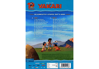 Staffelbox(5)-DVD DVD