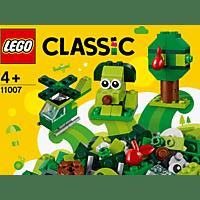 LEGO Grünes Kreativ-Set Bauspielzeug, Mehrfarbig
