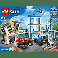 LEGO Polizeistation Bausatz, Mehrfarbig