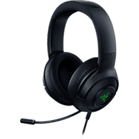 RAZER KRAKEN X Gaming Headset Schwarz