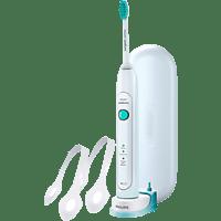 PHILIPS HX6732/42 Sonicare HealthyWhite Schalltechnologie elektrische Zahnbürste Grün/Weiß