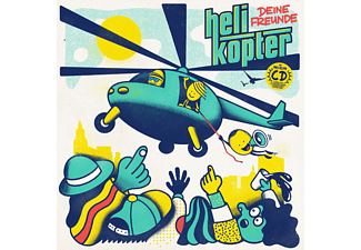 Deine Freunde - Helikopter  - (Vinyl)