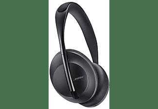 Auriculares inalámbricos - Bose 700 BK, Diadema, Bluetooth, Cancelación de ruido, Autonomía 20 horas, Negro