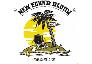 New Found Glory - Makes Me Sick  - (CD)