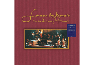 Loreena McKennitt - Live In Paris And Toronto (Limited Edition)  - (Vinyl)