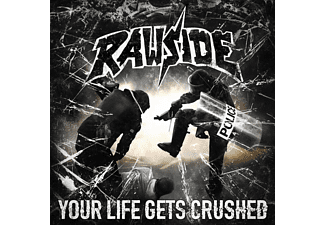 Rawside - YOUR LIFE GETS CRUSHED  - (CD)