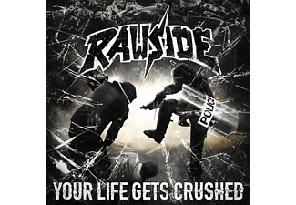 Rawside - YOUR LIFE GETS CRUSHED (+MP3)  - (Vinyl)