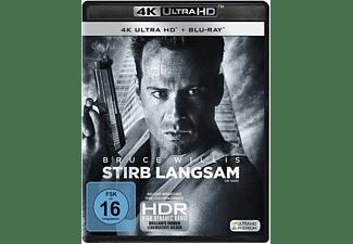 STIRB LANGSAM 4K Ultra HD Blu-ray + Blu-ray