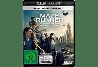 Maze Runner: Die Auserwählten in der Todeszone 4K Ultra HD Blu-ray