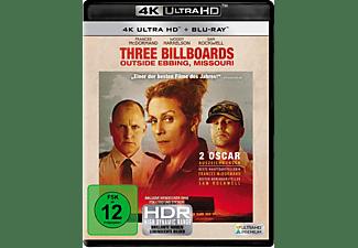 Three Billboards Outside Ebbing, Missouri 4K Ultra HD Blu-ray