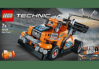 LEGO 42104 Renn-Truck Bausatz, Mehrfarbig