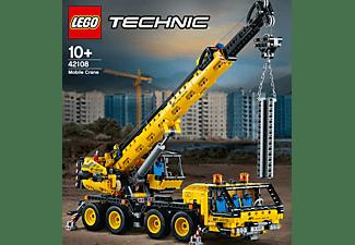 LEGO 42108 Kran-LKW Bausatz, Mehrfarbig