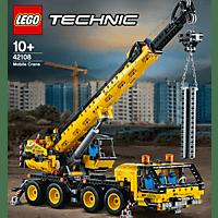 LEGO Kran-LKW Bausatz, Mehrfarbig