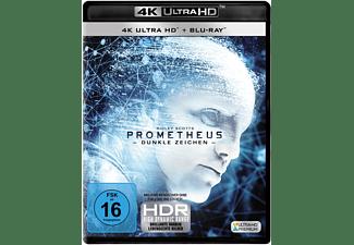 Prometheus - Dunkle Zeichen  4K Ultra HD Blu-ray + Blu-ray