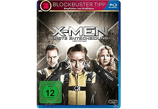 X-Men - Erste Entscheidung - Pro 7 Blockbuster [Blu-ray]