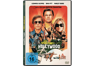Once Upon A Time In… Hollywood DVD