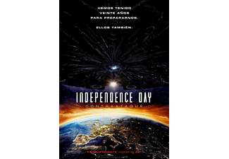 Independence Day: Contraataque - DVD