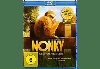 MONKY - KLEINER AFFE, GROSSER SPASS Blu-ray