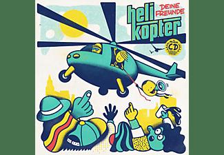 Deine Freunde - Helikopter  - (CD)