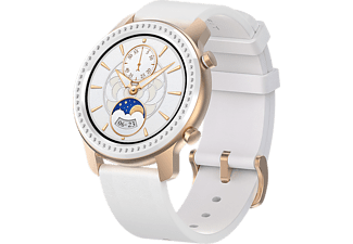 AMAZFIT GTR 42.6 mm Smartwatch Aluminium Silikon, 118 mm + 75 mm, Glitter Edition