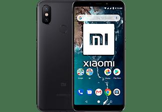 "Móvil - Xiaomi Mi A2, Negro, 64 GB, 4 GB RAM, 5.99"", Snapdragon 660 AIE, 3010 mAh, Android"