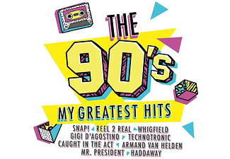 VARIOUS - The 90s-My Greatest Hits  - (CD)
