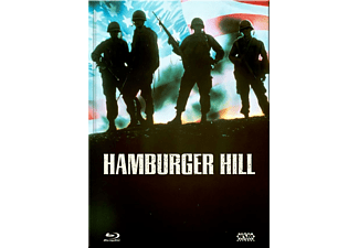 Hamburger Hill Mediabook Cover C - (Blu-ray + DVD)