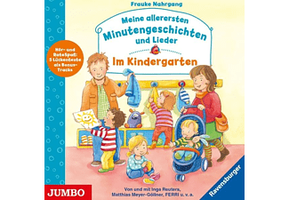 Frauke Nahrgang - Meine Allerersten Minutengeschichten Und Lieder.I  - (CD)