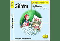 Manfred Steffen - Grimms Märchen 3-Rotkäppchen Und Andere Märchen - (CD)