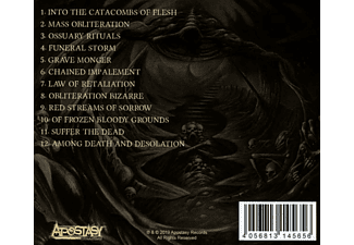 Fleshcrawl - Into The Catacombs Of Flesh  - (CD)