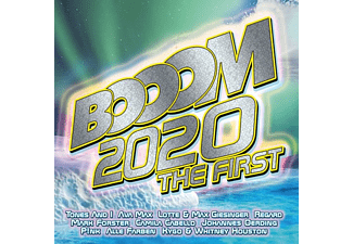 VARIOUS - Booom 2020 The First  - (CD)