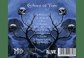 Suidakra - Echoes Of Yore  - (CD)