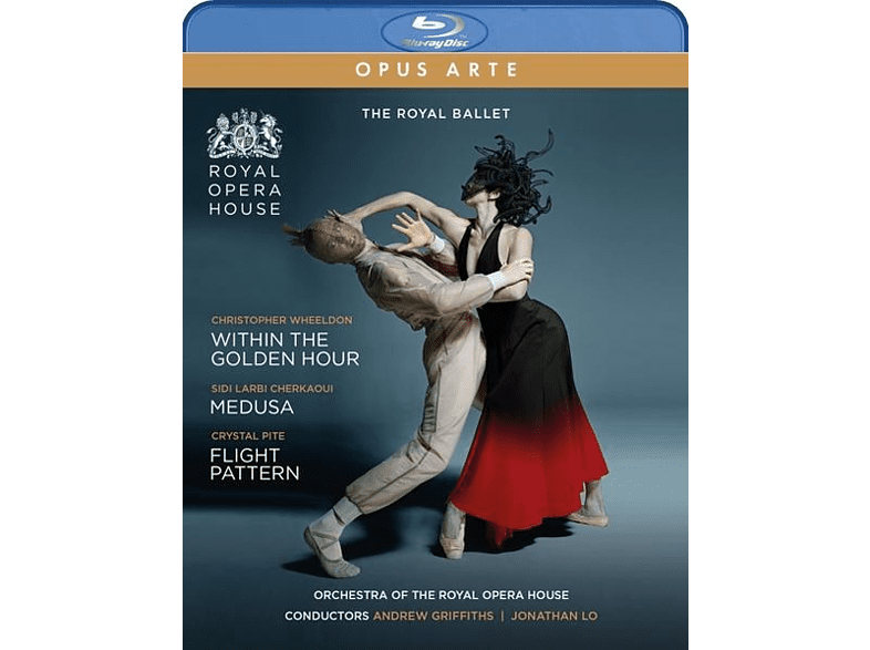 Jonathan Lo, Orchestra Of The Royal Opera House - WITHIN THE GOLDEN HOUR MEDUSA FLIGH [Blu-ray]