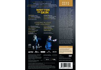 Purves/Hannigan/Mehta/Simmonds/+ - WRITTEN ON SKIN LESSONS IN LOVE AND  - (DVD)