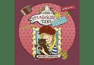 Die Schule Der Magischen Tiere - Die Schule der magischen Tiere (4): Helene und Karajan  - (CD)