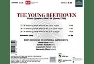 Lüthi,Meret/Asabuki,Sonoko/Foster,Alexandre/Miucci - The Young Beethoven [CD]