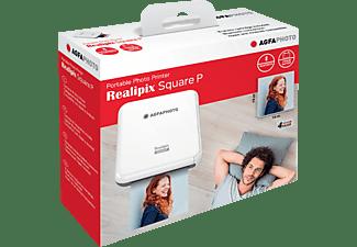 AGFAPHOTO Agfa Realipix Square P ASQP33WH Fotodrucker 4Pass