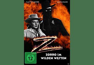 Zorro Im Wilden Westen DVD