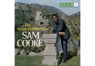 Sam Cooke - The Wonderful World Of Sam Cooke  - (Vinyl)